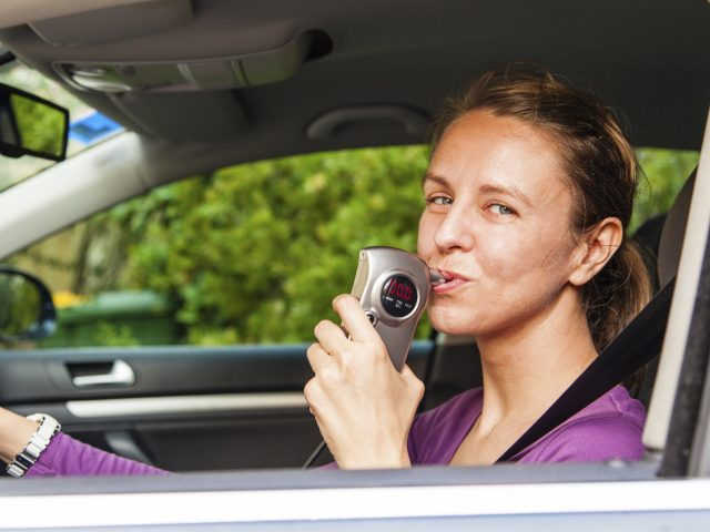 Breathalyzer test for marijuana